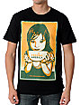 Obey Feeding America Black T-Shirt