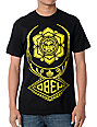 Obey Flying Lotus Black T-Shirt