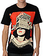 Obey Global Warming Black T-Shirt