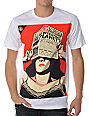 Obey Global Warming White T-Shirt