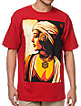 Obey Harmony Red T-Shirt