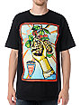 Obey Imperial Glory Black T-Shirt