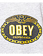 Obey Imperial Glory Heather Grey Tank Top