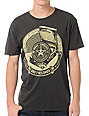 Obey Jewel Point LP Thrift Brown T-Shirt