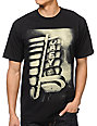 Obey Lightning Marquee Black T-Shirt