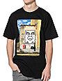 Obey London Icon Photo Black T-Shirt