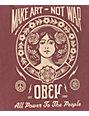 Obey Make Art Not War 2 T-Shirt