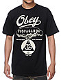 Obey Nuclear Attack Black T-Shirt