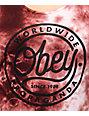 Obey Since 89 Liberty Tie Dye Tank Top