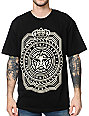 Obey The Medium Is The Message Black T-Shirt