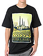 Obey Urban Roots Black T-Shirt