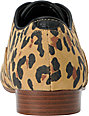 Obey x Generic Surplus Dury Leopard Print Suede Shoes
