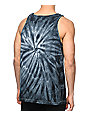 Odd Future Black Tie Dye Tank Top