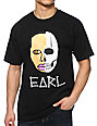 Odd Future Earl Sweatskull Black T-Shirt