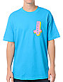Odd Future Its Us Cross Turquoise T-Shirt