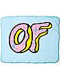 Odd Future Polar Fleece Donut Blanket