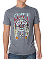 Omit Catch A Dream Heather Charcoal T-Shirt