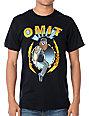 Omit T-Shirthee Black T-Shirt