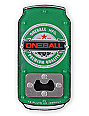 One Ball Jay Bottle Opener Stomp Pad