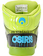 Osiris Kids NYC 83 Lime Drip, Black & Cyan Skate Shoes