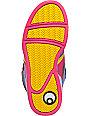 Osiris NYC 83 Slim Black, Fusion & Yellow Shoes