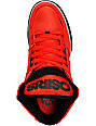 Osiris NYC 83 Vulc Ballistic Red & Black Skate Shoes