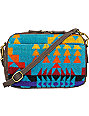 Pendleton Native Print Organizer Purse