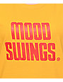 Petals & Peacocks Mood Swings Record Gold T-Shirt