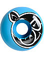 Pig Head 52mm Blue Skateboard Wheels