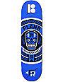 "Plan B Rodriguez Crest 2 8.0""  Skateboard Deck"