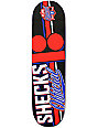 "Plan B Sheckler Skewed 8.25""  Skateboard Deck"