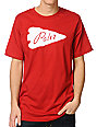 Poler Arrowhead Red T-Shirt