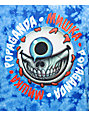 Popaganda x Mishka Keep Watch Grin Tie Dye T-Shirt