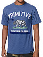 Primitive Cultivated Blue T-Shirt