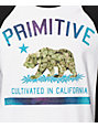 Primitive Cultivated Lights Baseball T-Shirt