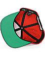 Primitive Slab Snapback Hat