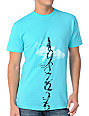 Profound Aesthetic Cloud 9 Turquoise T-Shirt