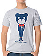 Profound Aesthetic Pardon My Swag Grey T-Shirt