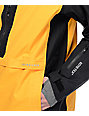 Quiksilver Travis Rice Exhibition GORE-TEX Yellow & Black Snowboard Jacket