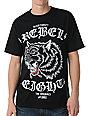 REBEL8 Blood Thirsty Black T-Shirt