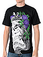REBEL8 Muerte 2 Black T-Shirt