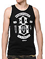 REBEL8 Originals Black Tank Top