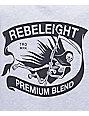 REBEL8 Premium Blend Grey T-Shirt