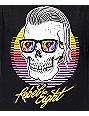 REBEL8 Sleeze Black T-Shirt