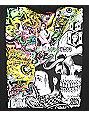 REBEL8 x Mishka Gates Of Hell Black Zip Up Hoodie
