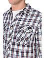 RVCA Diablo Romero Long Sleeve Woven Shirt