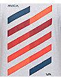 RVCA Diagonal Athletic Grey T-Shirt