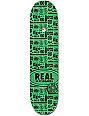 "Real Ishod Wair Mellow 8.25""  Skateboard Deck"