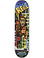 "Real Justin Brock Wrecking Crew R1 8.0""  Skateboard Deck"