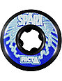 Ricta Sparx Black & Blue 53mm Skateboard Wheels